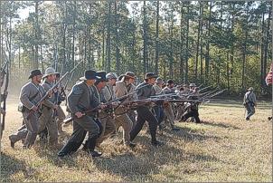 Fort Branch Civil War Site, Hamilton, NC